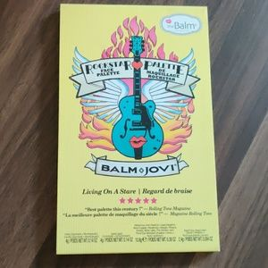 The Balm Balm Jovi Rockstar palette